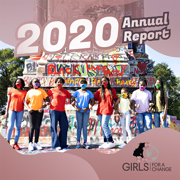 2020 Annual Report Girls for a Change