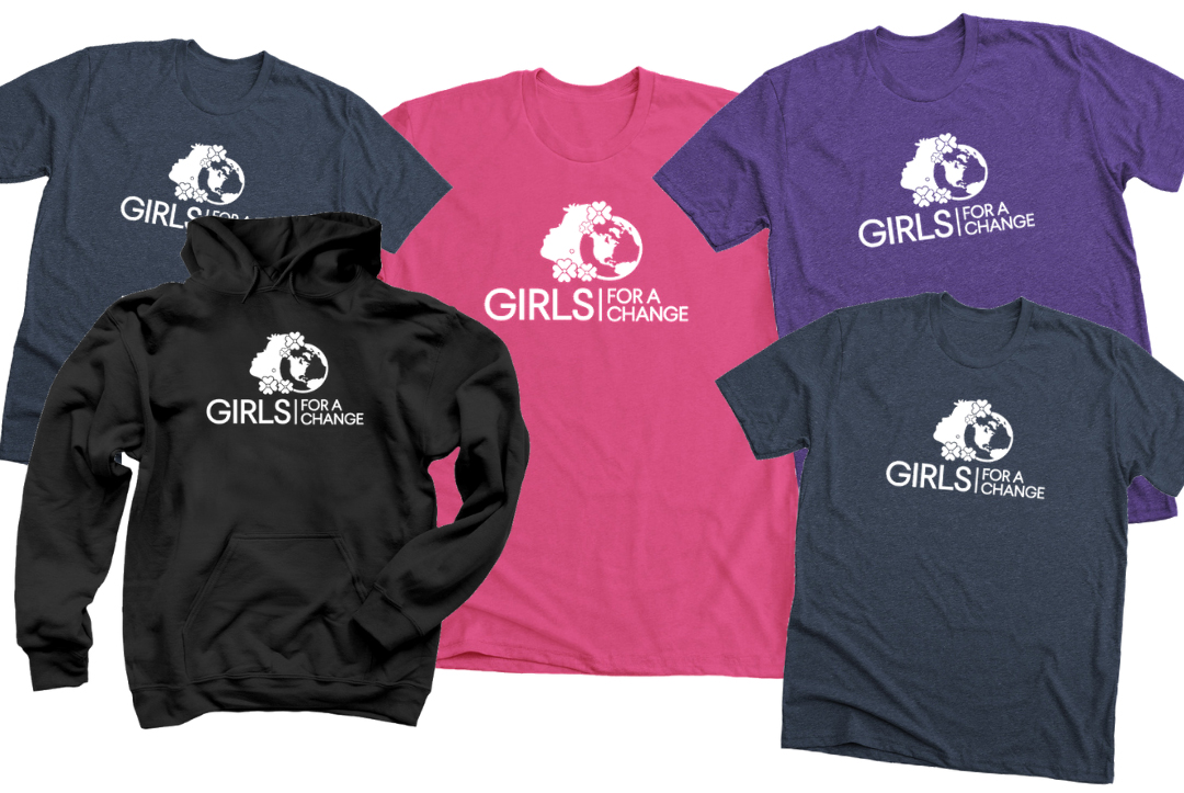 girls for a change shirts