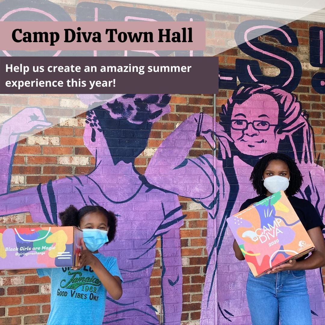 Camp Diva Town Hall