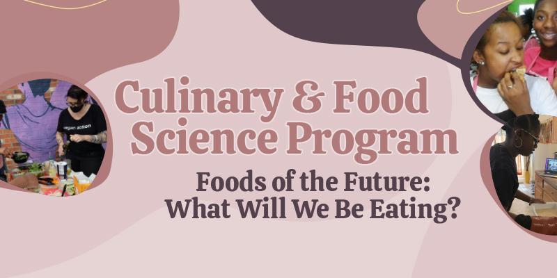 Culinary & Food Science Program