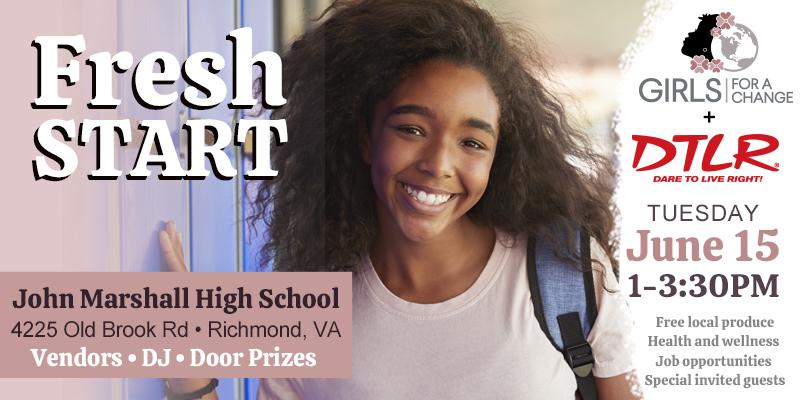 Fresh Start for John Marshall High School