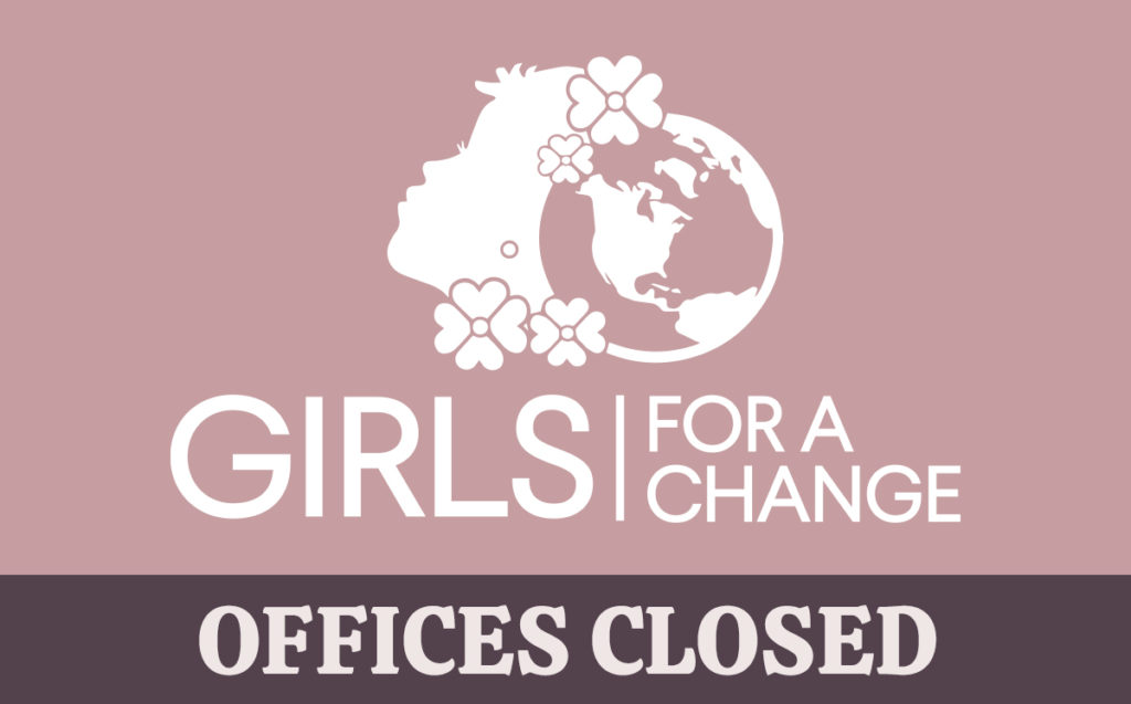 Girls For A Change, Offices Closed