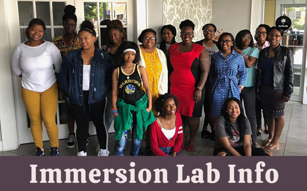 Immersion Lab info session